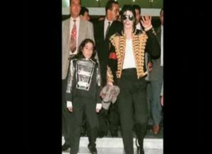mj son with mj